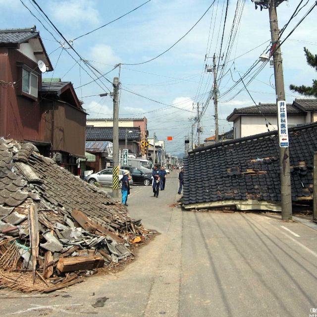 2007 新潟県中越沖地震