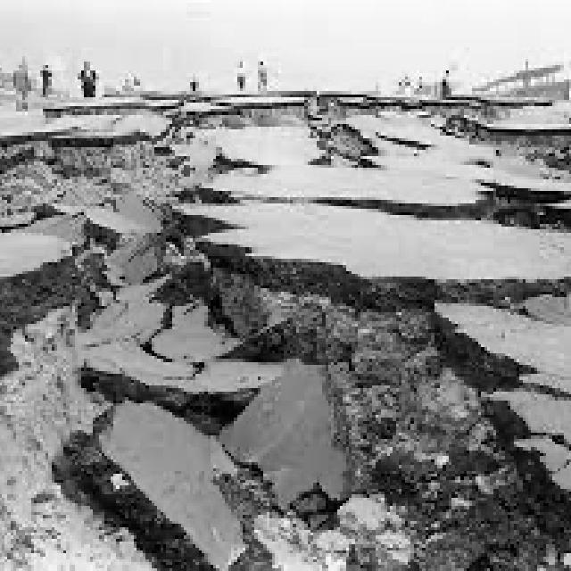 1964 新潟地震